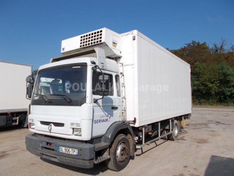Camion frigo garage g rard poulalion for Garage mercedes bonneuil sur marne