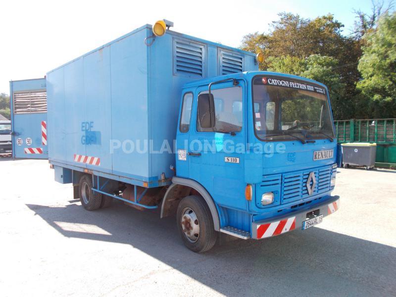 Camion Renault Gamme S 110 Autre