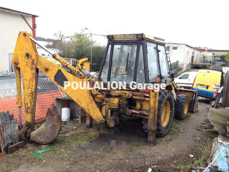 Tractopelle Jcb 3 CX Tractopelle rigide