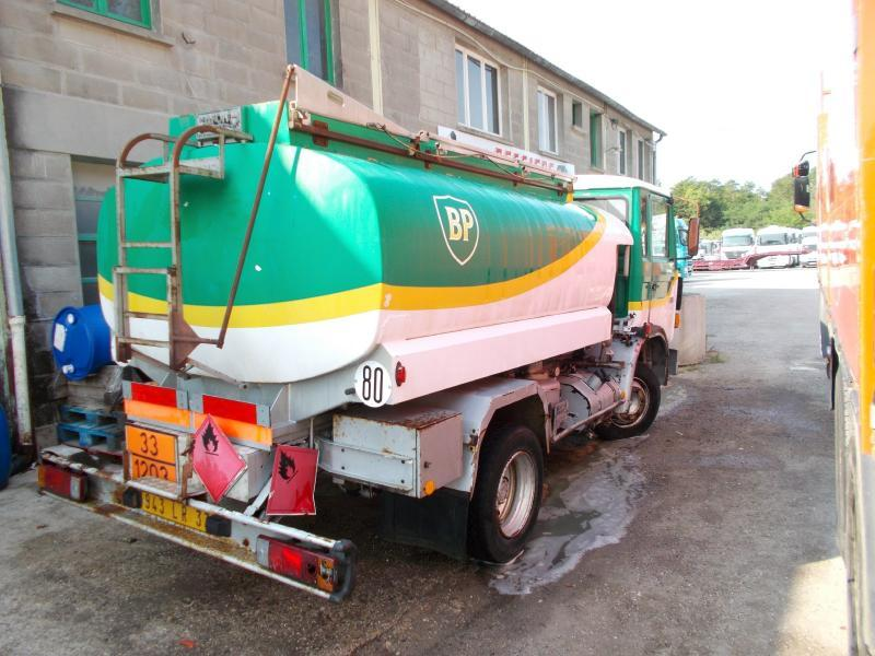 Camion Renault Gamme S 100 Citerne Hydrocarbures