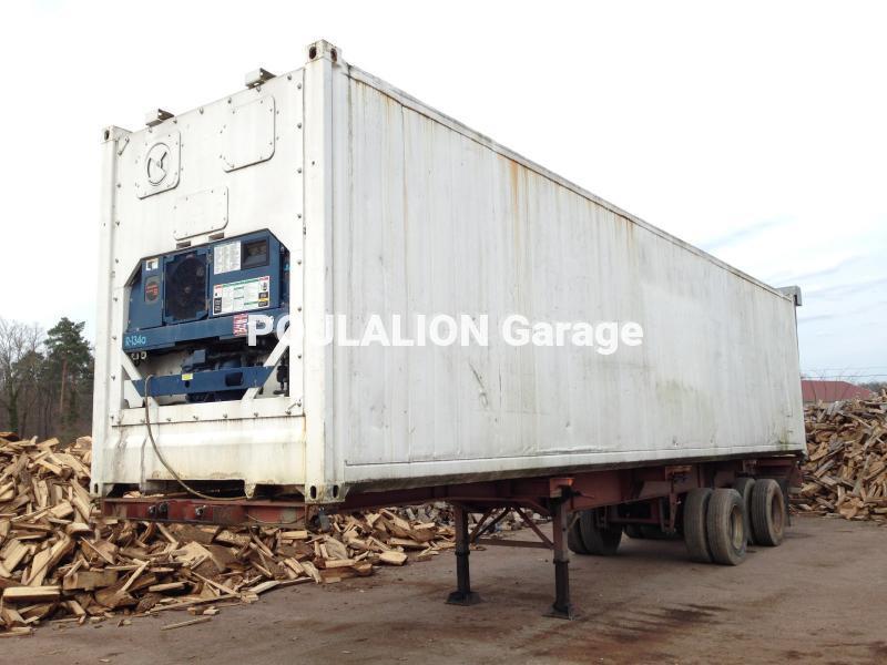 Équipements PL nc Container Frigo 40