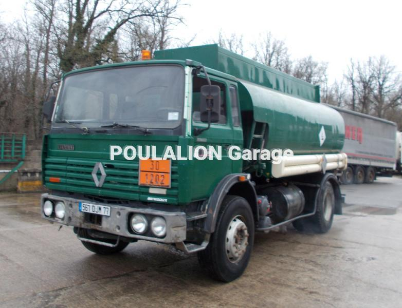 Camion renault gamme g garage g rard poulalion for Garage poids lourds paris