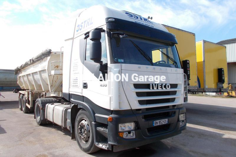 Iveco garage g rard poulalion for Garage iveco limoges