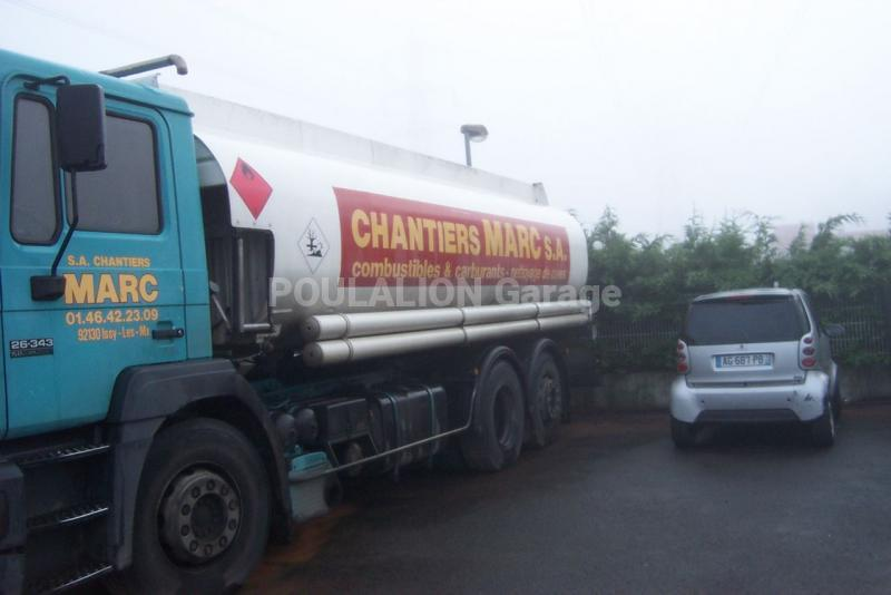 Camion MAN F2000 26.343 Citerne Hydrocarbures