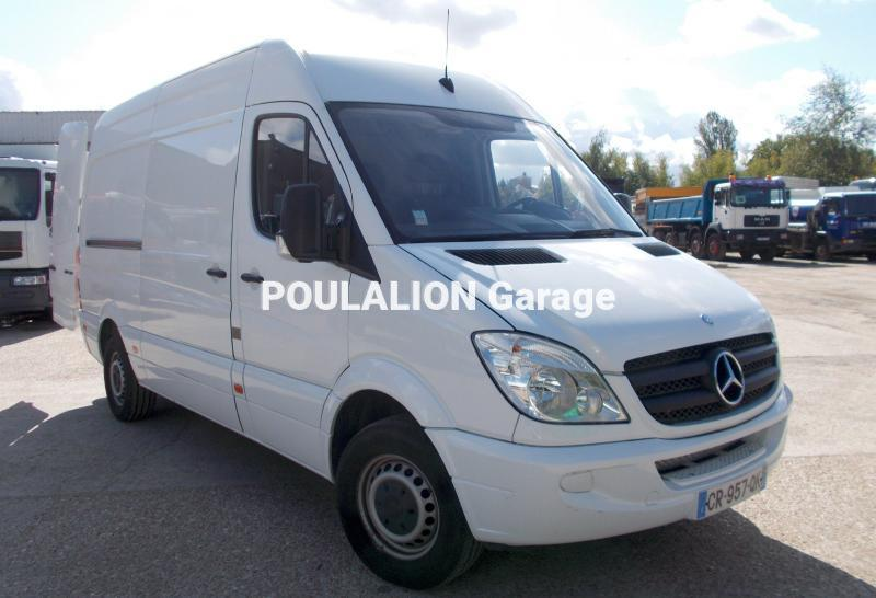 Mercedes sprinter garage g rard poulalion for Garage mercedes utilitaire