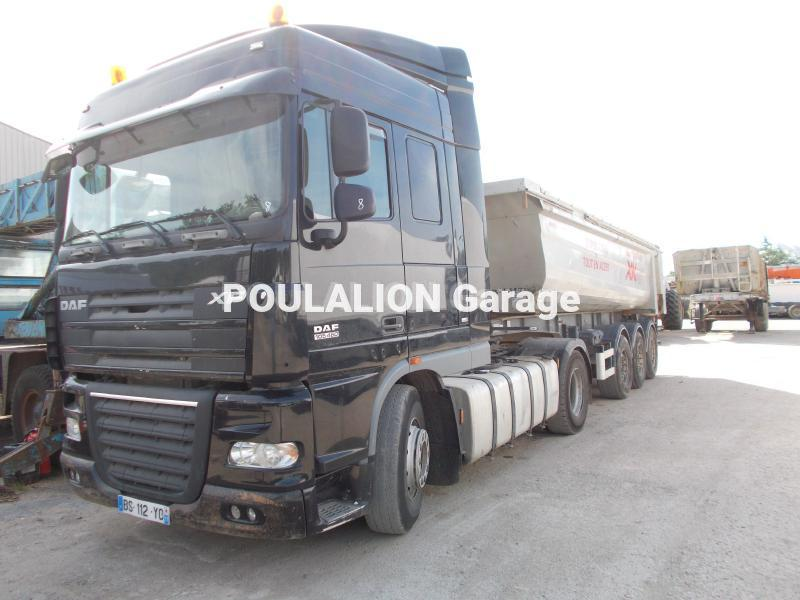 Tracteur daf garage g rard poulalion for Garage daf massy
