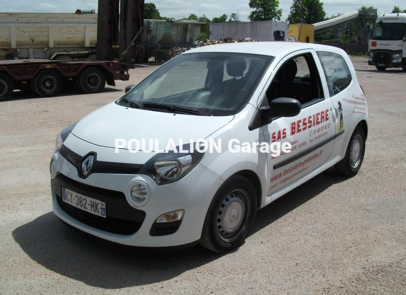 Renault twingo garage g rard poulalion for Garage negoce auto