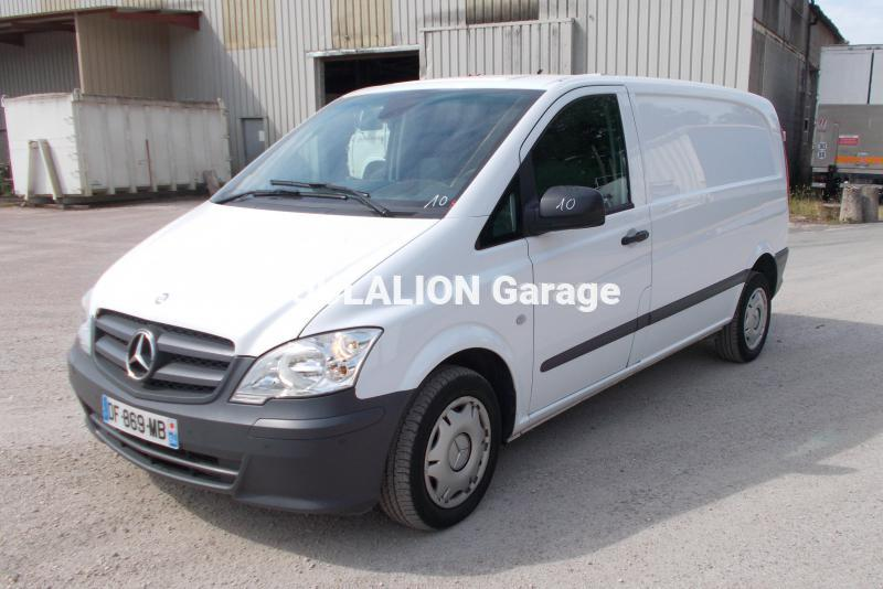 Mercedes benz vito garage g rard poulalion for Garage mercedes bonneuil sur marne