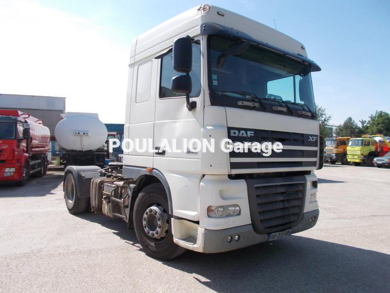 Daf xf105 garage g rard poulalion for Garage mercedes bonneuil sur marne