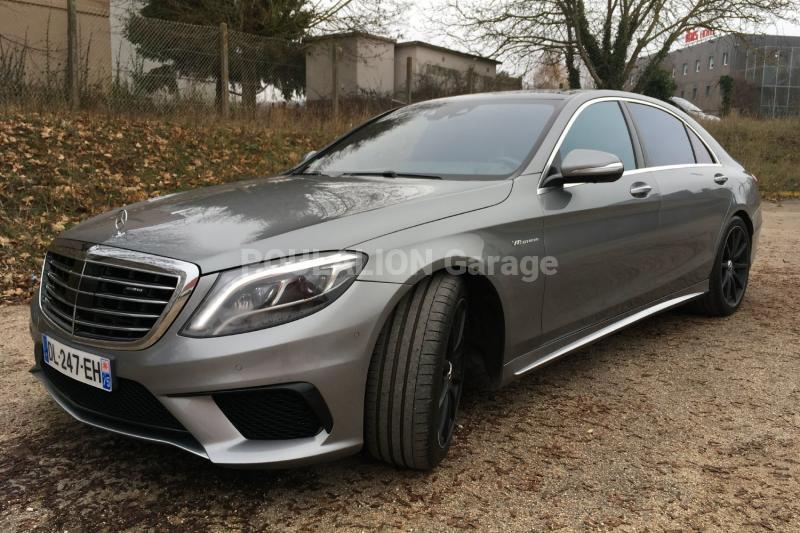 Voiture Mercedes Classe S S63 AMG 4Matic Berline