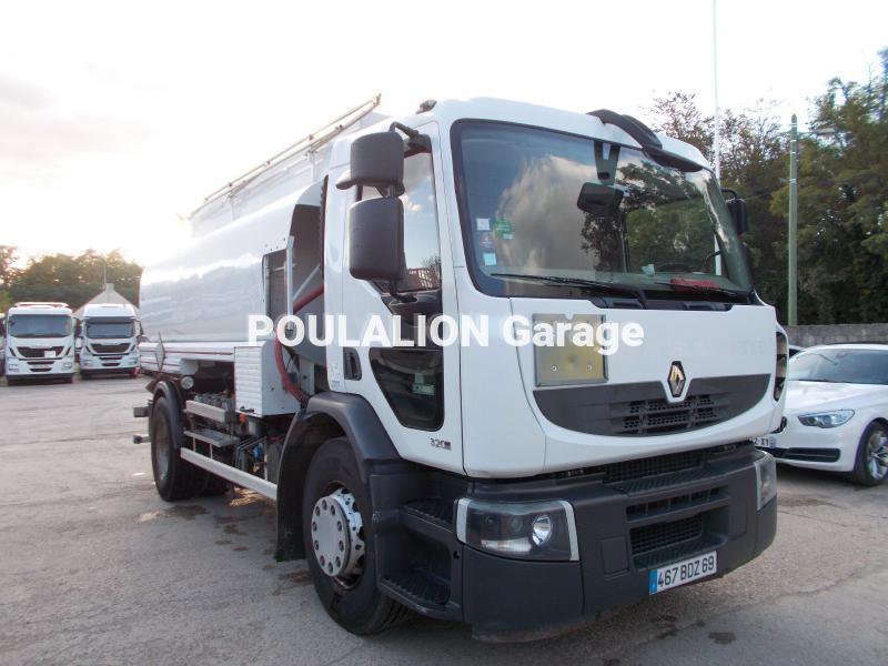Camion Renault Premium 320 DXI Citerne Hydrocarbures