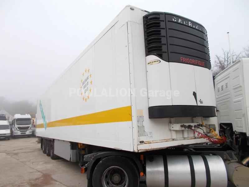 Schmitz cargobull garage g rard poulalion for Garage poids lourds paris