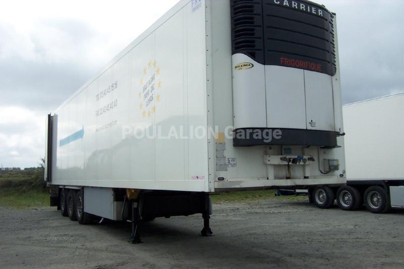 Semi-remorque Schmitz Cargobull SKO Frigo Mono température