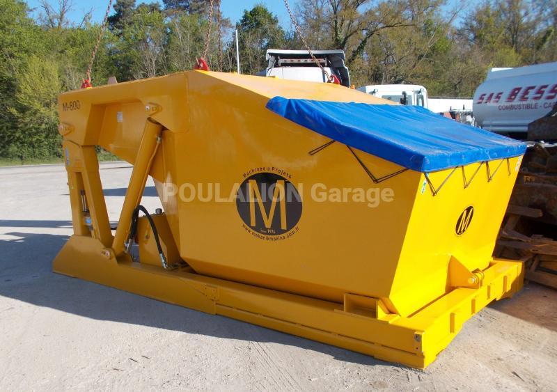 Matériel pour béton Mekanik M287 Machine à projeter