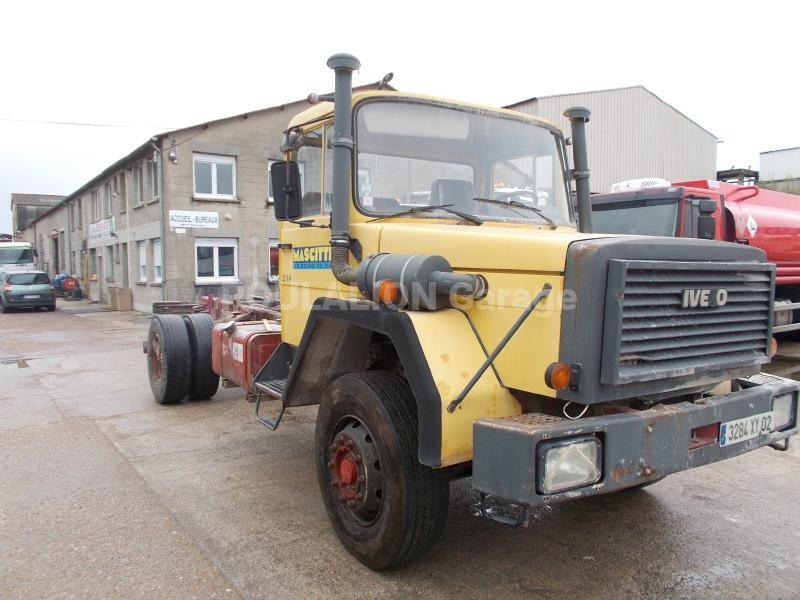Camion Iveco 190.30 Châssis
