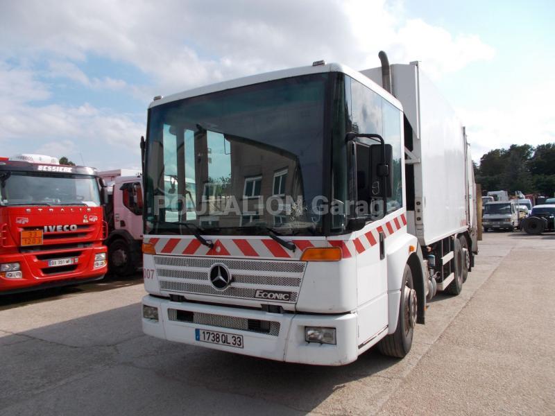 Camion Mercedes Econic 2628 Autre