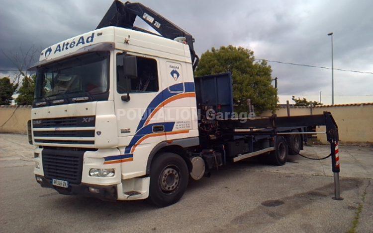 Camion DAF XF95 430 Plateau