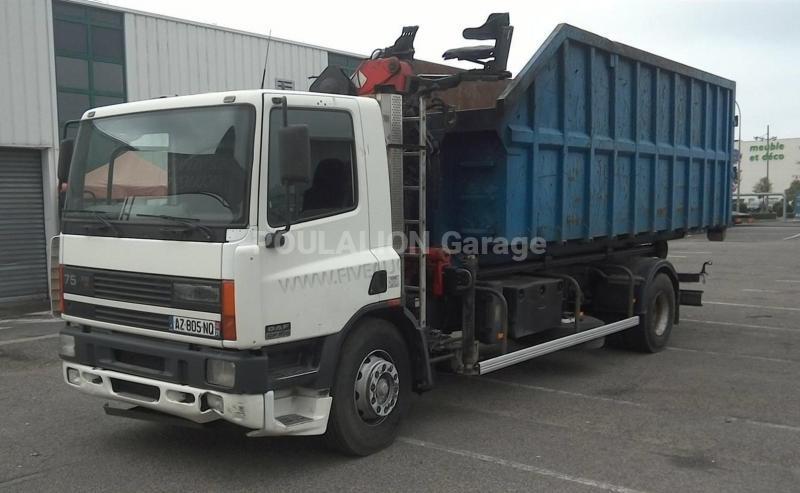 Camion DAF 75 ATI 300 Polybenne