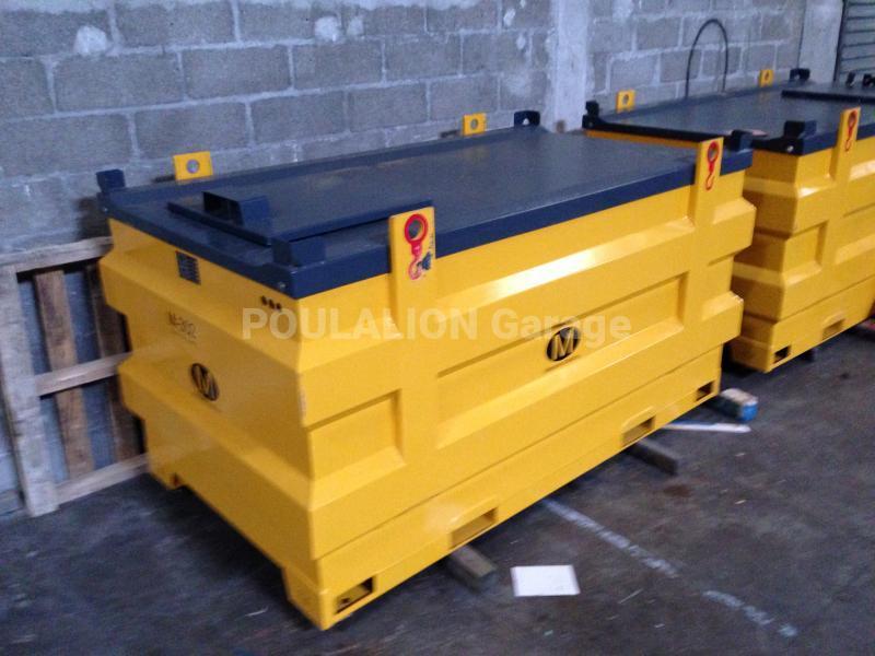 Matériel de chantier Mekanik M302 Autre matériel de chantier