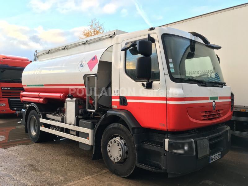 Camion Renault Premium 430 Citerne Hydrocarbures