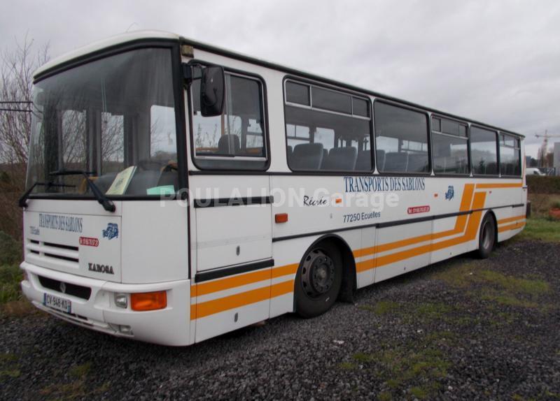 Autobus/Autocar Karosa Recreo Transport scolaire
