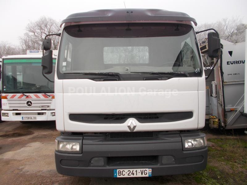 Camion Renault Premium 270 DCI Plateau