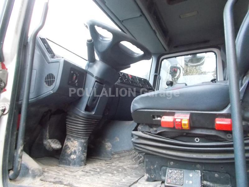 Camion Mercedes Actros 2531 Porte engins