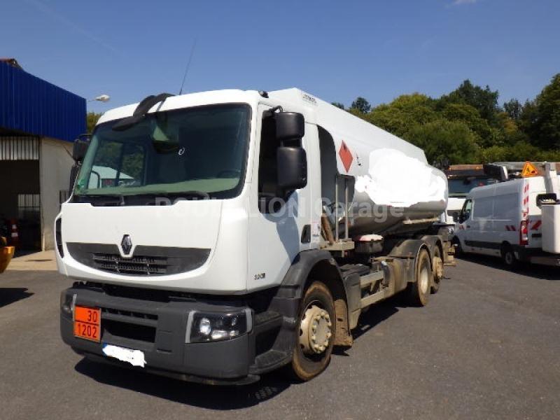 Camion Renault Premium 320.26 Citerne Hydrocarbures