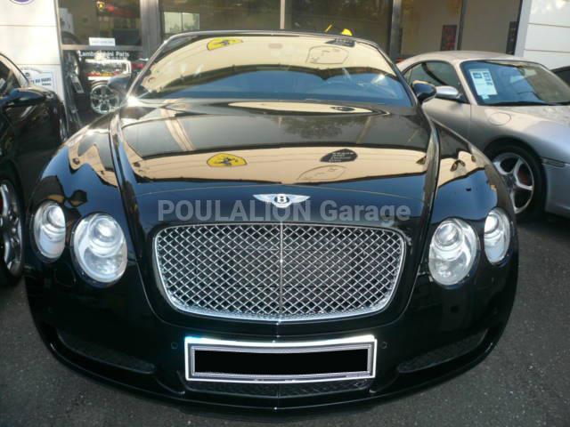 Voiture Bentley GTC 6.0 W12 BI TURBO Cabriolet