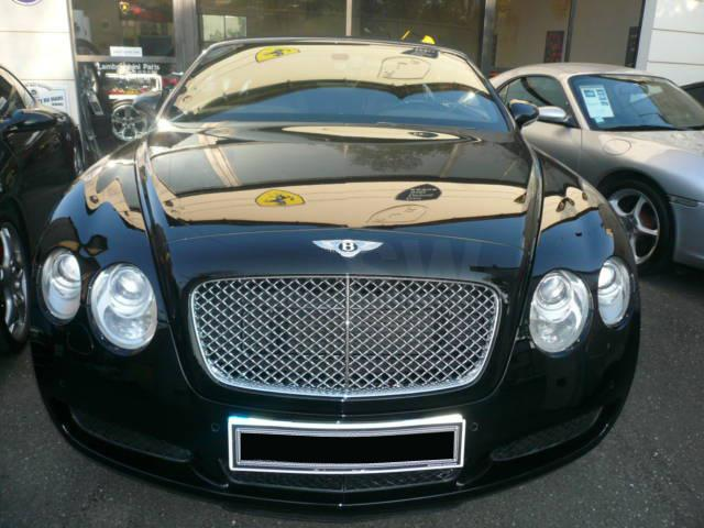 Voiture Bentley GTC 6.0 W12 BI TURBO Cabriolet