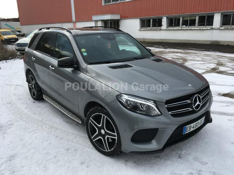 Voiture Mercedes CLASSE G 350 D 4 MATIC SPORTLINE Break