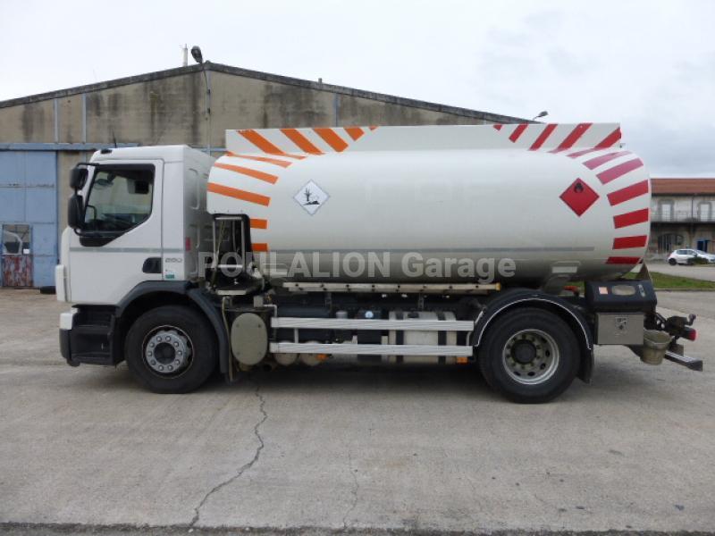 Camion Volvo FE 280 Citerne Hydrocarbures