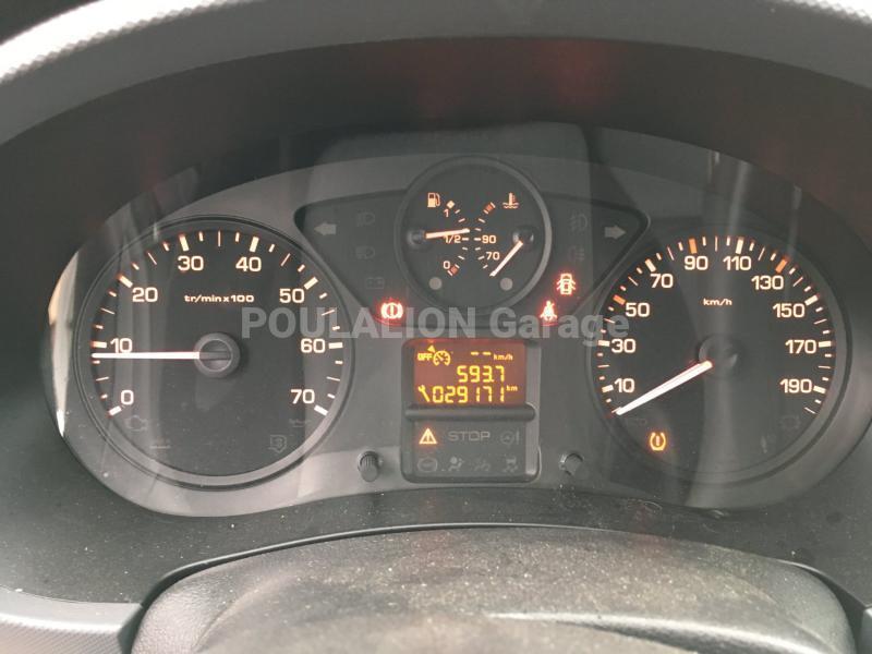 Utilitaire Peugeot Partner 1,6L HDI Fourgon Fourgon tôlé