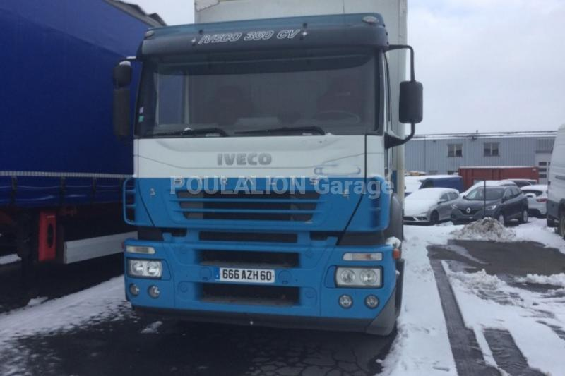 Camion Iveco Stralis 350 Fourgon