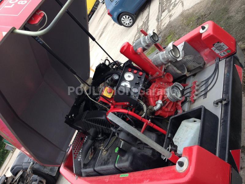 Matériel de chantier SIDES Moto Pompe Autre matériel de chantier