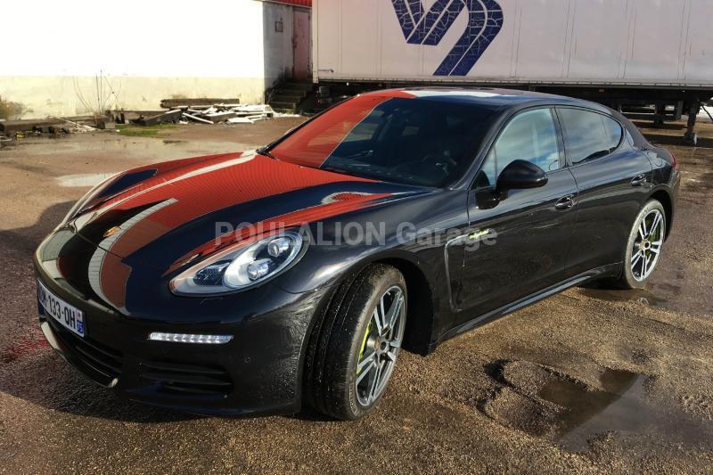 Voiture Porsche PANAMERA S V6 E-HYBRID Berline