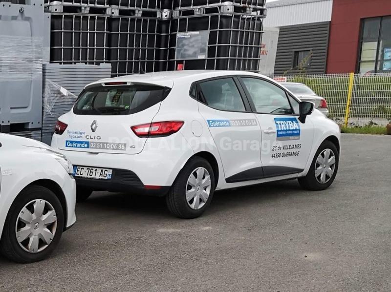 Voiture Renault Clio IV 75 ENERGY AIR MEDIA NAV Berline