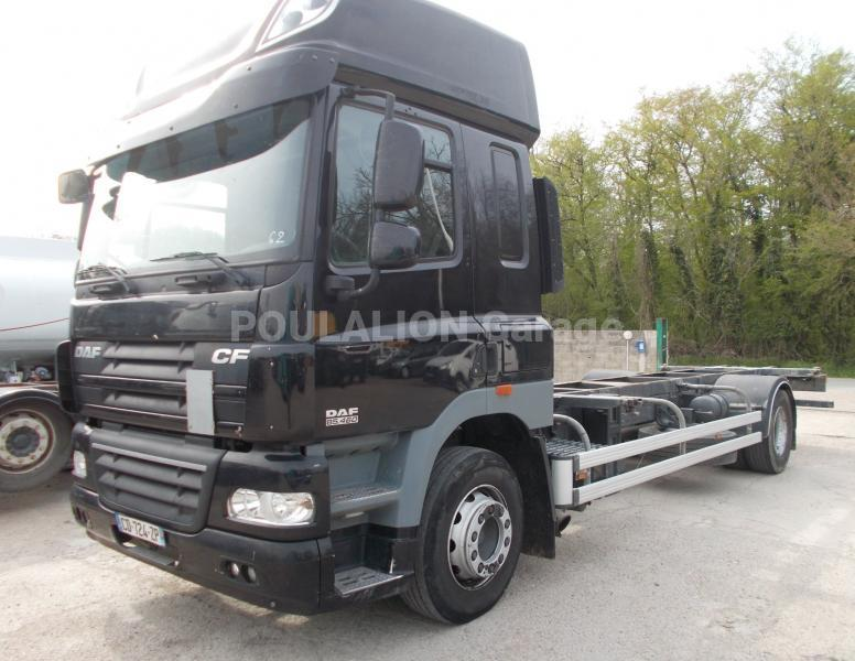 Camion DAF CF85 460 Porte containers