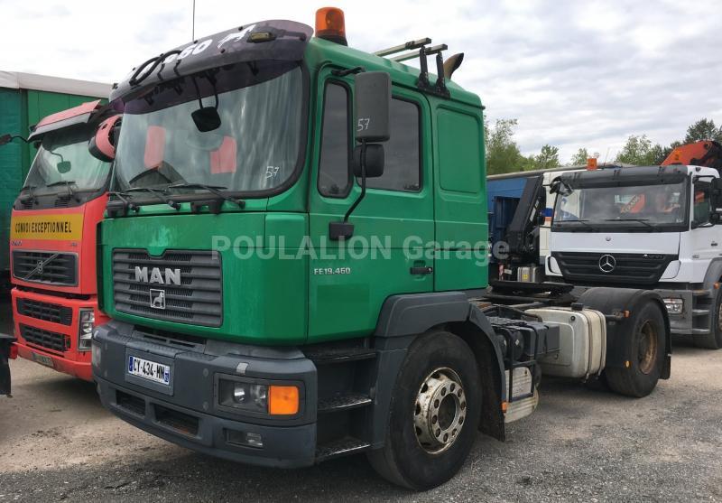 Tracteur MAN FE 19.460