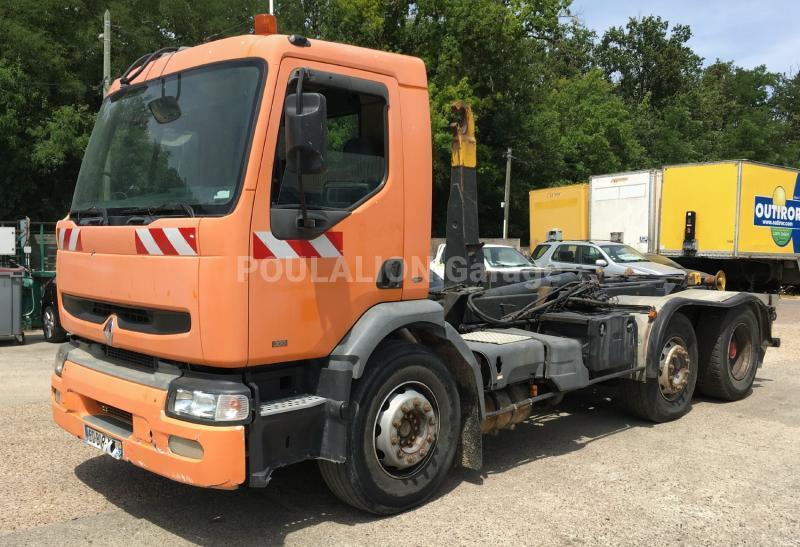 Camion Renault Premium 300 Polybenne