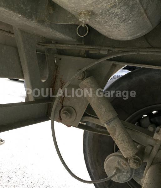Semi-remorque Galtrailer Benne Benne TP