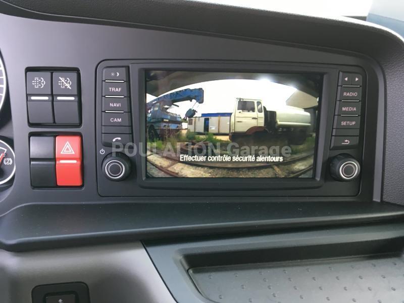 Camion MAN TGS 35.420 Benne Benne TP