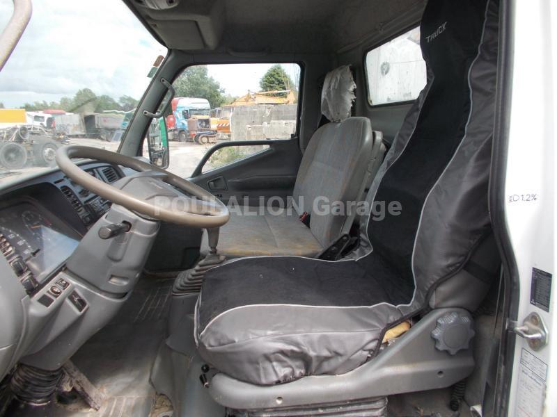 Utilitaire Mitsubishi Canter FB631 Benne Benne arrière
