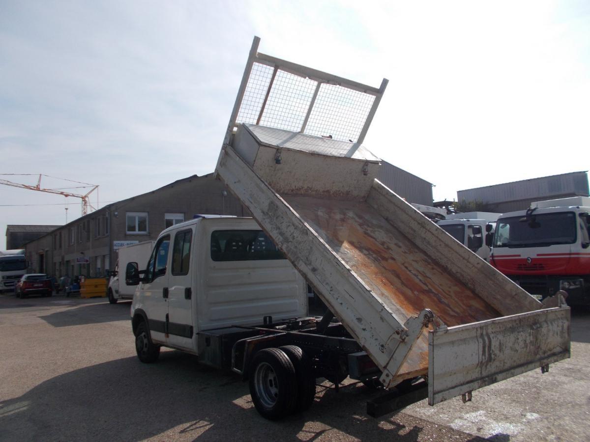 Utilitaire Iveco Daily 35C13 Benne Benne arrière