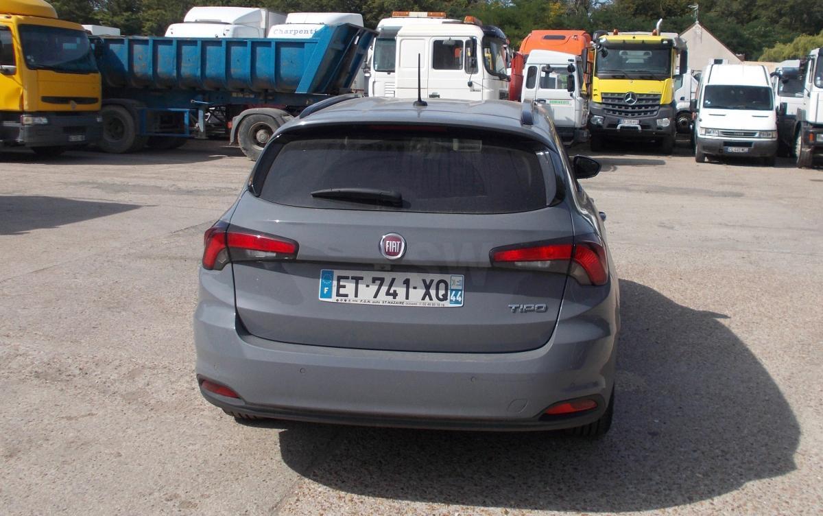 Voiture Fiat TIPO Station Multijet 1,6 L Break