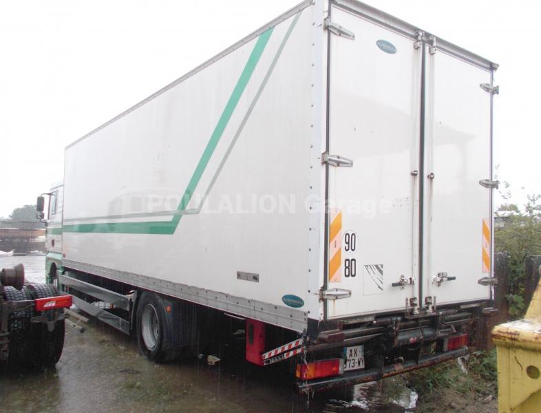 Camion MAN TGA 18.310 Fourgon