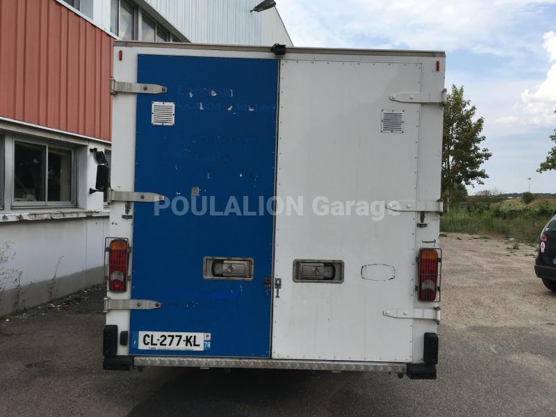 Utilitaire Renault Master 125 Caisse grand volume