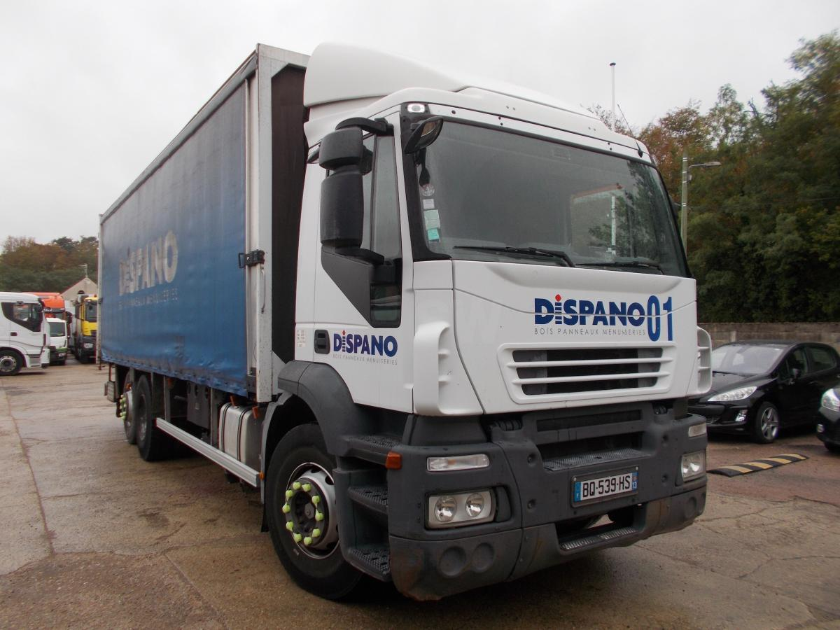 Camion Iveco Stralis AD 260 S 36 Plateau