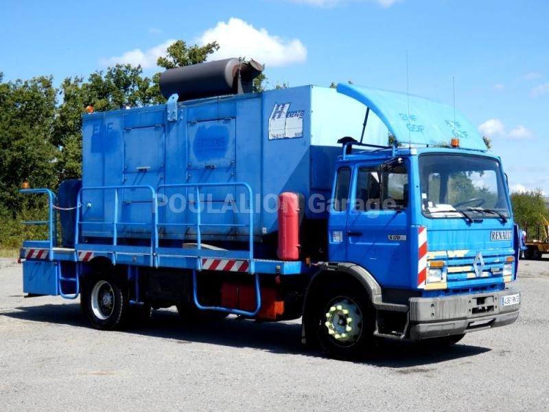 Camion Renault S170 Autre