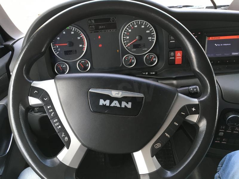 Tracteur MAN TGX 18.520